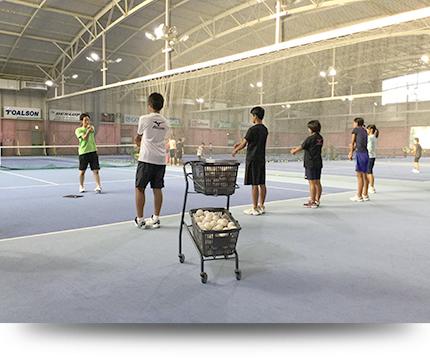 「ソフトテニス専門クラスだからこそ」の良さ